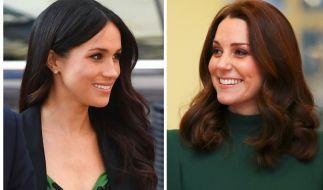 Wird Meghan Markle gegenüber Kate Middleton bevorzugt? (Foto)