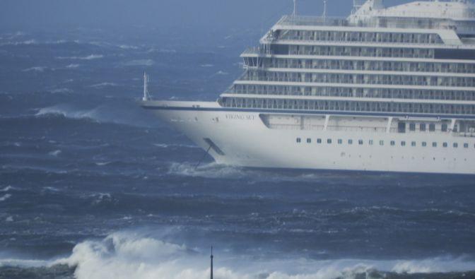 Kreuzfahrt-Drama in Norwegen (Foto)