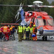 Die dramatische Evakuierung eines Kreuzfahrtschiffes in Norwegen ist unterbrochen worden.
