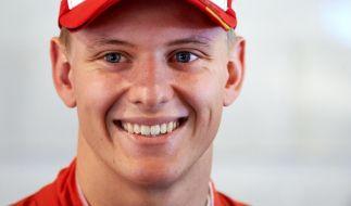 Mick Schumacher steht offenbar vor seinem ersten Test in der Formel 1. (Foto)