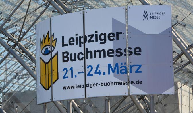 Zur Leipziger Buchmesse 2019 kamen mehr Besucher als je zuvor. Dem Veranstalter zufolge waren es 286.000 Menschen, die sich die zweitgrößte Buchmesse Deutschlands in diesem Jahr nicht entgehen lassen wollten. (Foto)