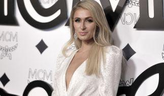 Paris Hilton verzückt ihre Instagram-Fans. (Foto)