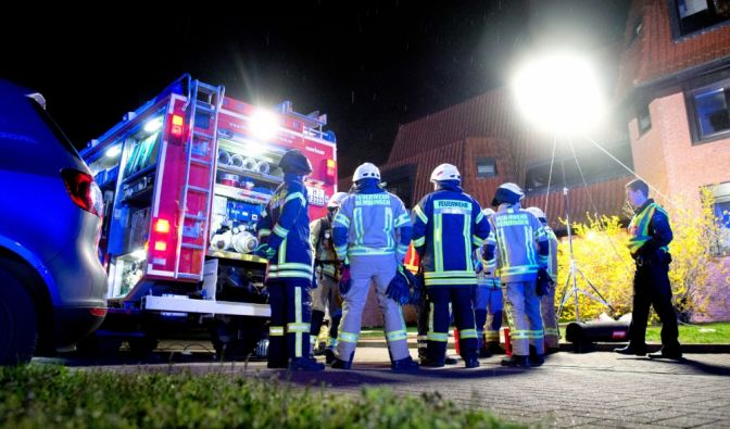 Wohnungsbrand in Hemmingen