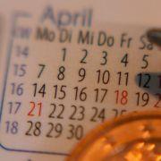 Die neuen Gesetze im April 2019 mit aktuellen Gesetzesänderungen.