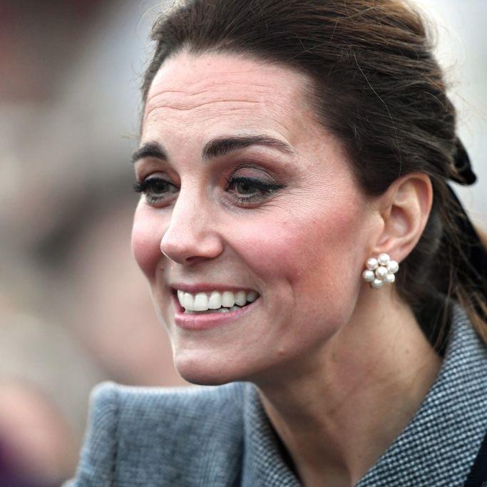 Zwillings-News! Herzogin Kate angeblich schon wieder schwanger (Foto)