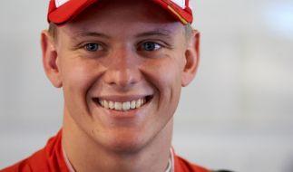 Mick Schumacher auf der Überholspur: Der Sohn von Michael Schumacher testet offiziell in der Formel 1 bei Ferrari. (Foto)