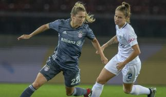 Die Damenmannschaft des FC Bayern München ist die letzte noch verbliebene deutsche Mannschaft in der Champions League 2019. (Foto)