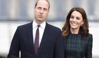 Prinz William muss sich wohl oder übel von Kate Middleton trennen. (Foto)