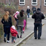 100.000 Asylbewerber erhalten künftig weniger Geld (Foto)