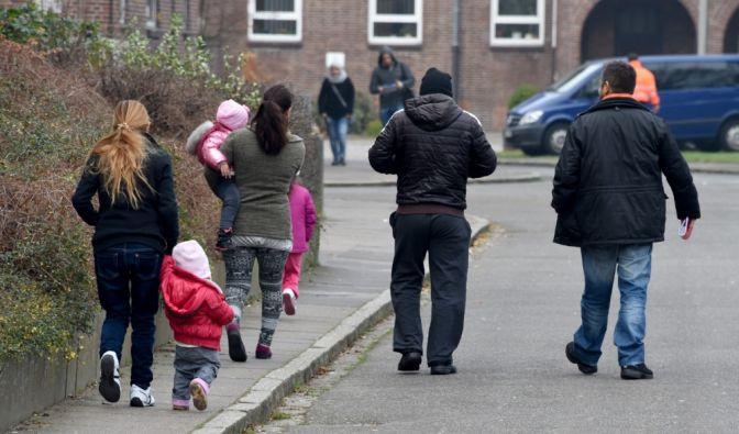Flüchtlinge in Deutschland
