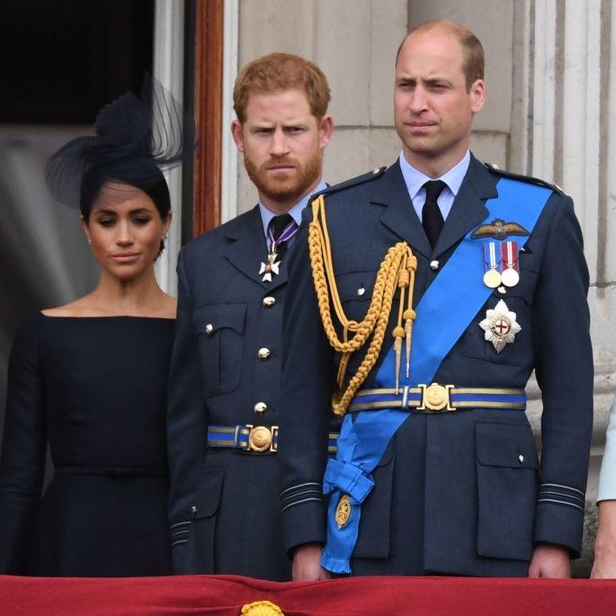 SO kämpfte er für die Trennungvon Meghan Markle und Prinz Harry (Foto)