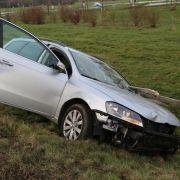 Autofahrer von Zaunlatte aufgespießt - tot! (Foto)