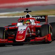 Mick Schumacher feiert seinen ersten F2-Sieg auf dem Hungaroring (Foto)