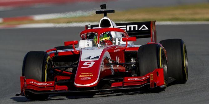 Formel 2 (Bild)