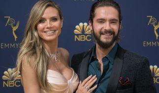 Heidi Klum und Tom Kaulitz steht eine Trennung auf Zeit bevor. (Foto)