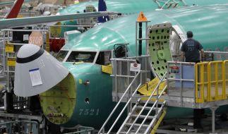 Flugzeughersteller Boeing könnte eine massive Klagewelle ins Haus stehen. (Foto)
