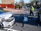 Heftiger Unfall in Garbsen