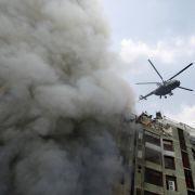 25 Tote! Fahrlässigkeit begünstigte die Katastrophe (Foto)