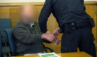 Täter wegen Mordes und Brandstiftung zu lebenslanger Haft verurteilt. (Foto)
