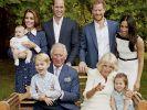 Die ganze Familie versammelt zum 70. Geburtstag von Prinz Charles. (Foto)