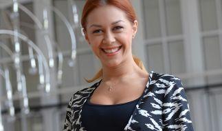 Oana Nechiti geizt nicht mit ihren Reizen. (Foto)