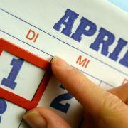 Streich-Alarm! Wie entstand eigentlich der Aprilscherz? (Foto)