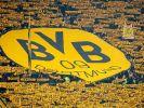 Nach der Begegnung Dortmund-Wolfsburg kam es im Dortmunder Stadion zu Ausschreitungen. (Symbolbild) (Foto)