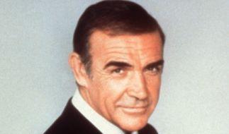 """Tania Mallet stand gemeinsam mit Sean Connery in """"Goldfinger"""" vor der Kamera. (Foto)"""
