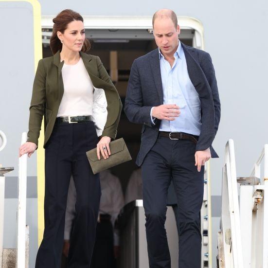 Böse Gerüchte! Hatte Prinz William eine Affäre mit IHR? (Foto)
