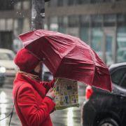 Schluss mit Sonnenschein! April-Peitsche bringt Regen und Unwetter (Foto)