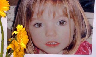 Die damals drei Jahre alte Madeleine McCann verschwand im Mai 2007 spurlos aus einer Ferienanlage in Portugal. (Foto)
