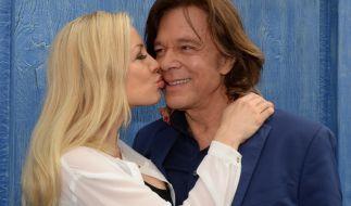 Seit Jahren unzertrennlich: Ramona und Jürgen Drews. (Foto)