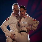 """Oliver Pocher und Christina Luft tanzen bei """"Let's Dance"""". (Foto)"""