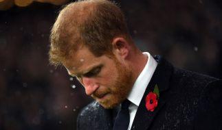 Prinz Harry muss von seinem größten Fan Daphne Dunne Abschied nehmen. (Foto)