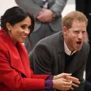 DIESE Aufgabe muss Prinz Harry nach der Geburt erledigen (Foto)