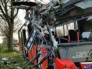 Schwerer Busunfall bei Paderborn