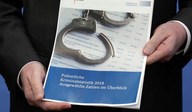 Polizeiliche Kriminalstatistik 2018