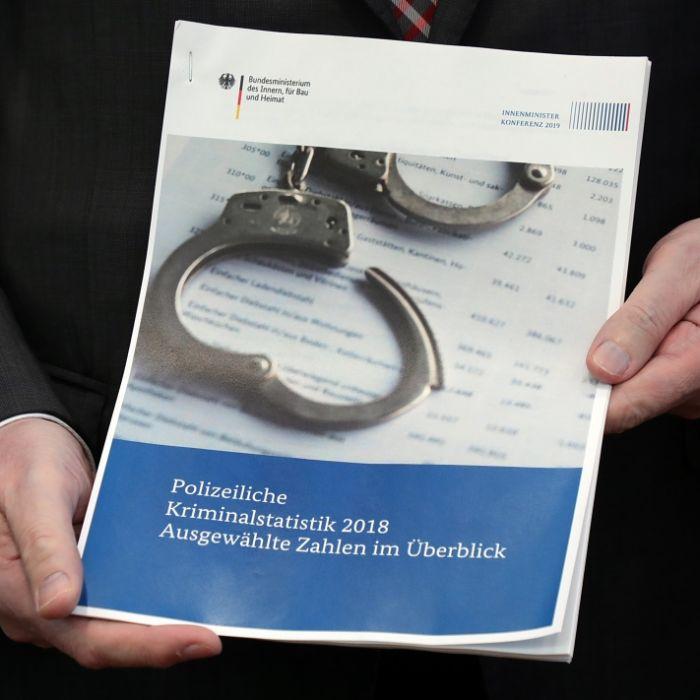 Neue Kriminalstatistik enthüllt! So sicher ist Deutschland wirklich (Foto)