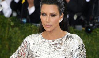 Für ihr neues Instagram-Foto erntete Kim Kardashian jede Menge Spott. (Foto)