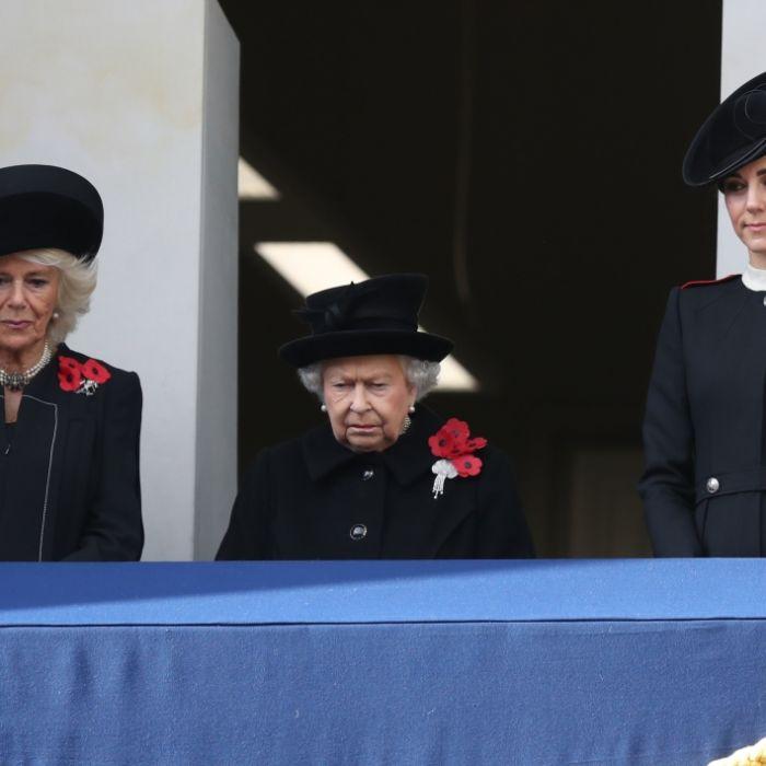 Vor den Augen der Queen! Royaler Streit geht weiter (Foto)