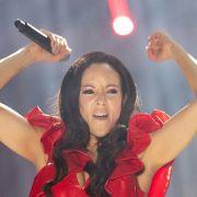 Blümchen tritt wieder als Sängerin auf. (Foto)
