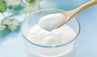 """Das Unternehmen """"Zott"""" hat vier Sorten von seinem Sahnejoghurt zurückgerufen. (Foto)"""