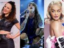 Jennifer Weist, Rita Ora, Jasmin Wagner