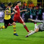 FCB deklassiert den BVB mit 5:0 und schnappt sich Tabellenspitze (Foto)