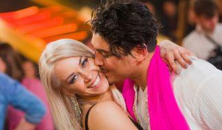 """Oana Nechiti und Erich Klann sind ein Herz und eine Seele - auch wenn das Paar in der zwölften Staffel von """"Let's Dance"""" getrennte Wege geht. (Foto)"""