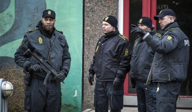 Schießerei in Rungsted bei Kopenhagen