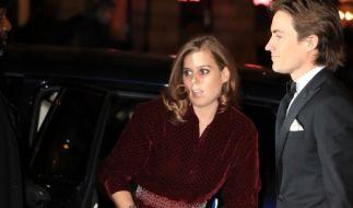 Prinzessin Beatrice von York und ihr Freund Edoardo Mapelli Mozzi sind seit Monaten unzertrennlich - doch wann wird geheiratet? (Foto)