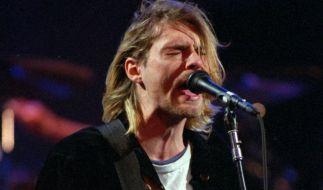 Kurt Cobains Todestag jährte sich 2019 zum 25. Mal. (Foto)