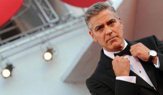 Clooneys Boykottaufruf gegen den Sultan von Brunei zeigt Wirkung. (Foto)