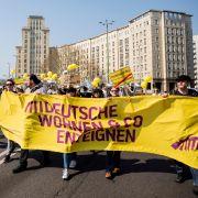 Volksbegehren in Berlin stößt auf heftigen Widerstand (Foto)